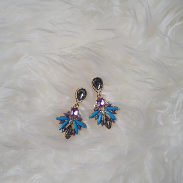 Nanbo earrings diamond