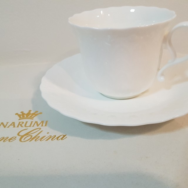 & NARUMI Bone China 6pcs Tea Cup Set Home Appliances on Carousell