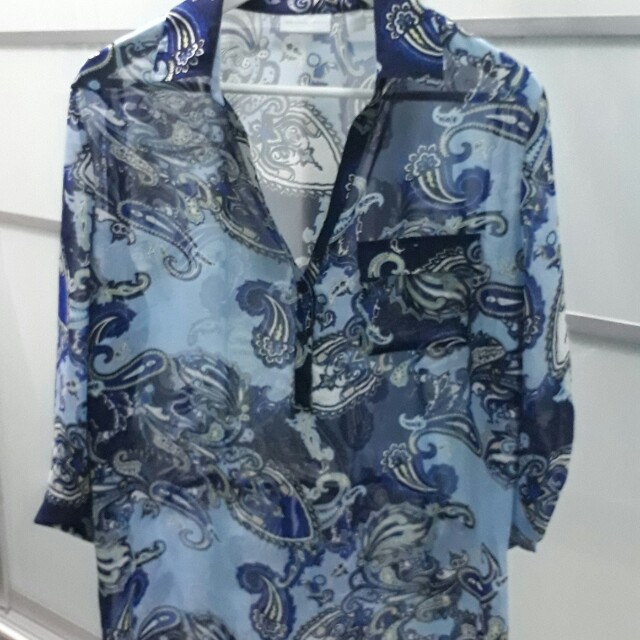 New York Company Casual Blouse