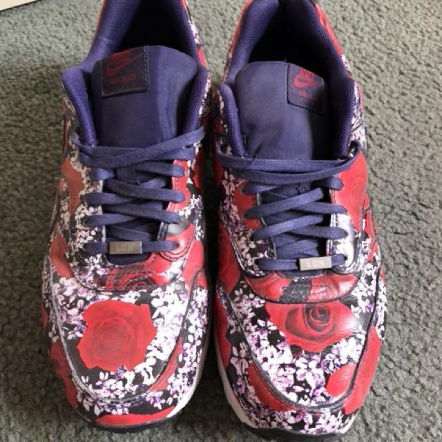 Nike Air Max 1 Floral London Pack