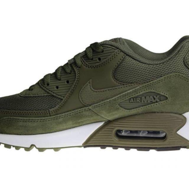 Nike Air Max 90 Essential Army Green 3ff291d0acdf