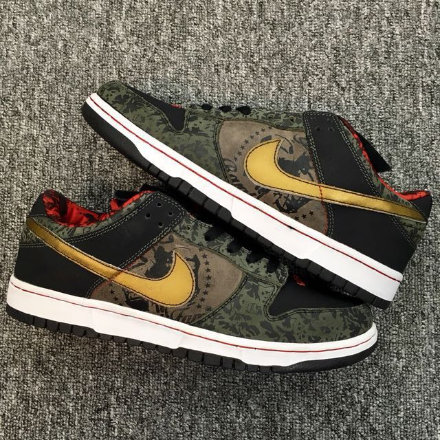 reputable site 0f8bf 9fdc7 NIKE DUNK LOW PREMIUM SB SBTG US9.5