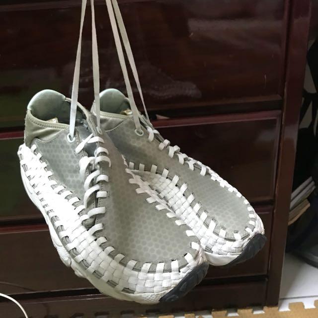 Nike footscape 3HC 編織鞋 us8.5