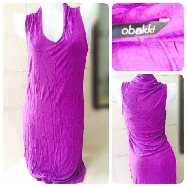 Obakki Dress
