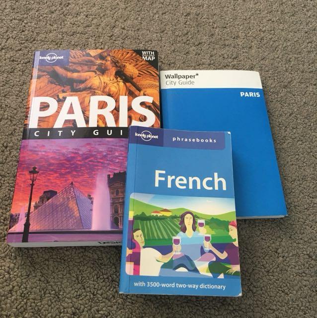Paris City Guide Bundle