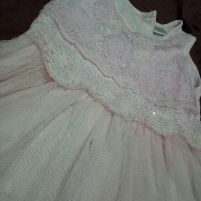Pink Dress 3-4T