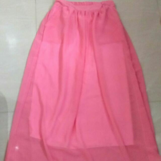 Pink Skirt New Recommended
