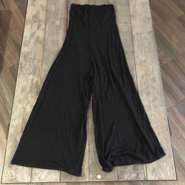 PLT black jumpsuit