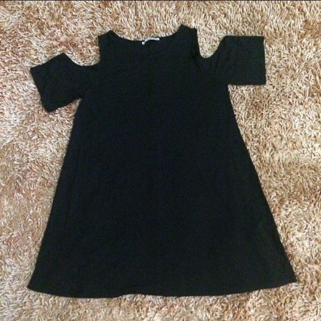 Pull & Bear Little Black Dress