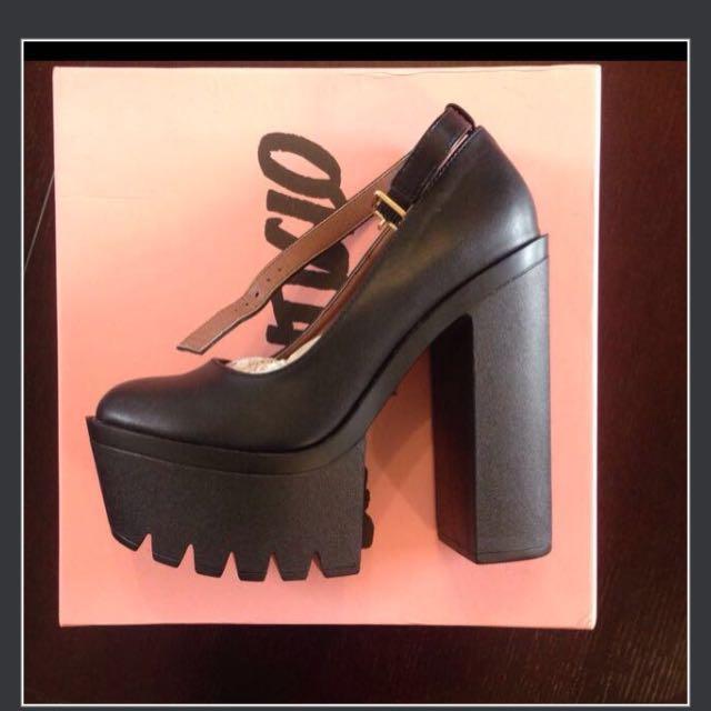 Quanticlo Platform Shoes