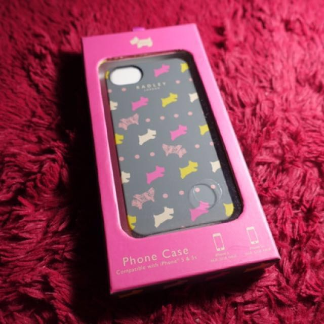 Radley Iphone Case For 5/5s