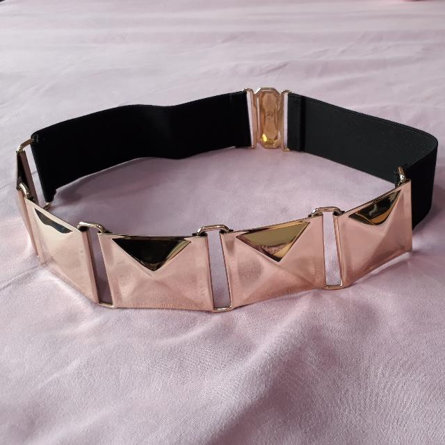 READY STOCK: SQUARE METAL BELT