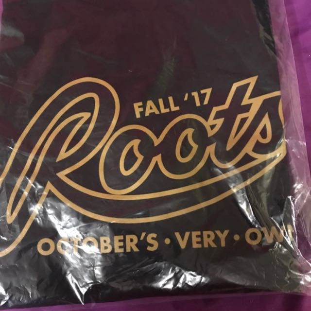 REDUCED Roots x OVO Fall 2017 Shirt
