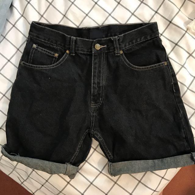 Repurposed Vintage Jean Shorts