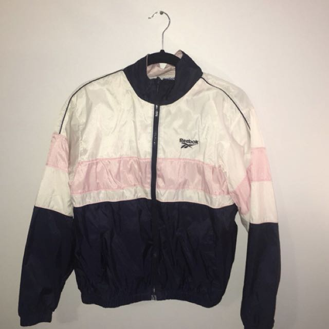Retro style Reebok wind jacket