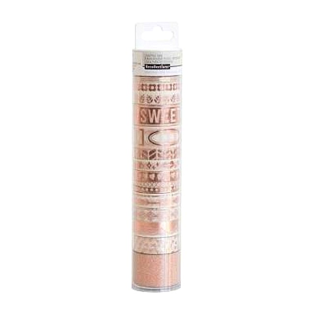 Rose Gold Large Washi Tube by Recollections