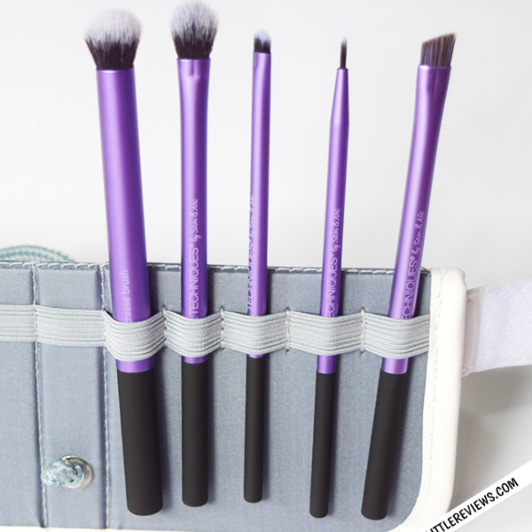 RT 5pc eye starter makeup brush set