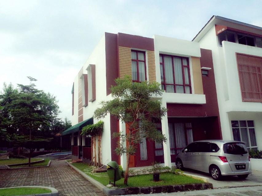 Rumah cluster - depok