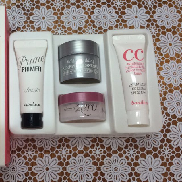 💥SALE : Banila Co Basic Collection Kit