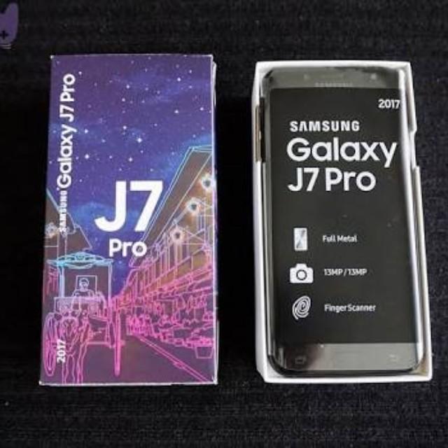 Samsung J7 Pro  2017 model Rush!
