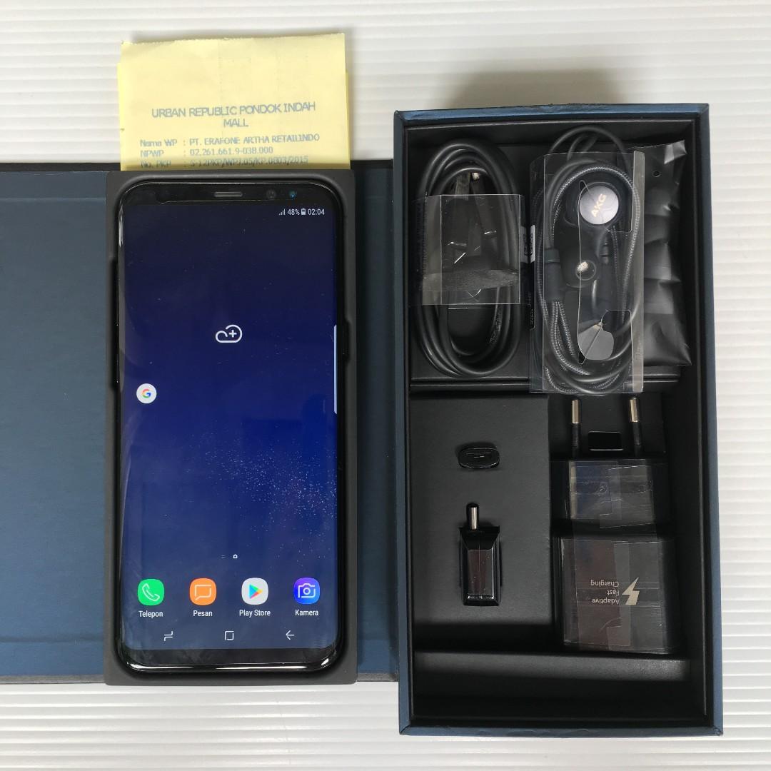 Samsung S8 Plus SEIN