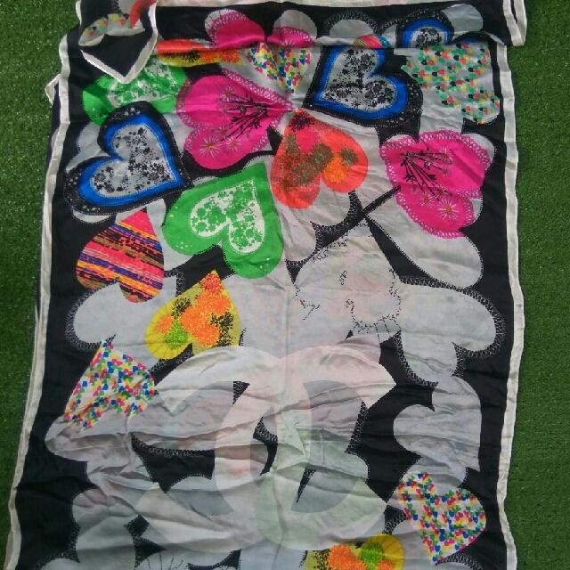 scarf pashmina scarves chanel