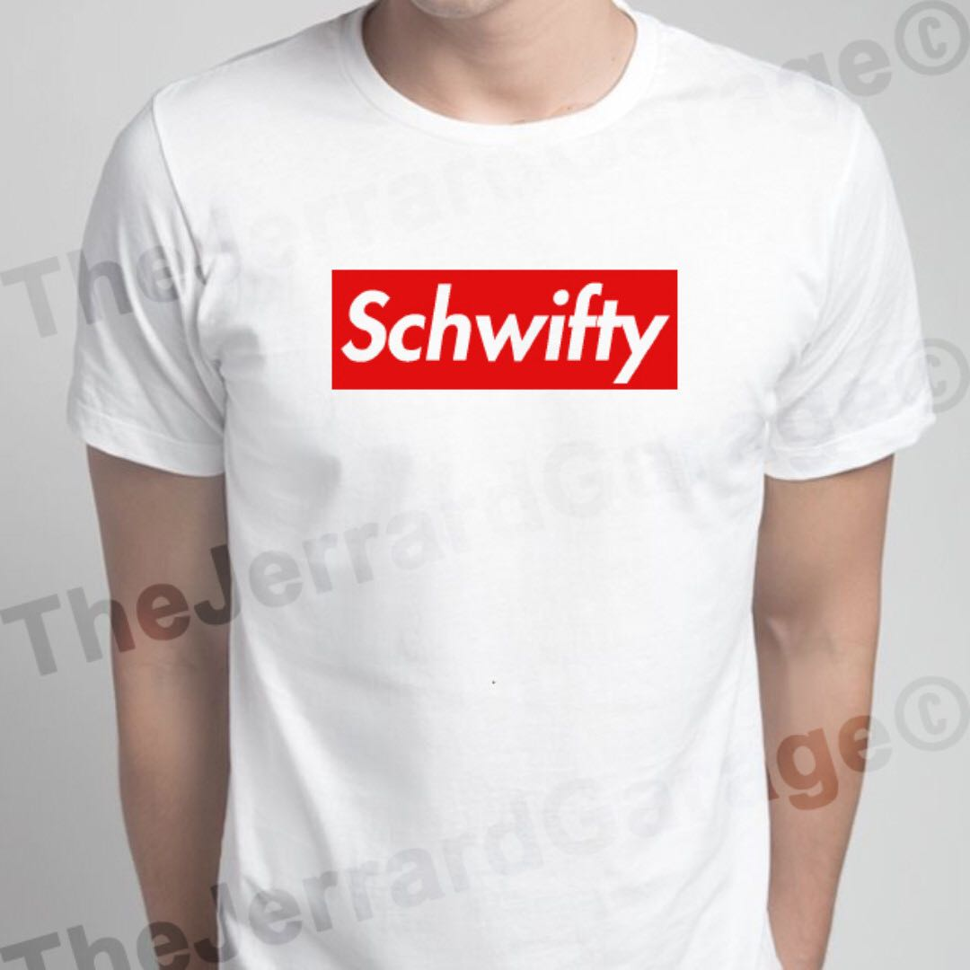 Schwifty Tee Shirt