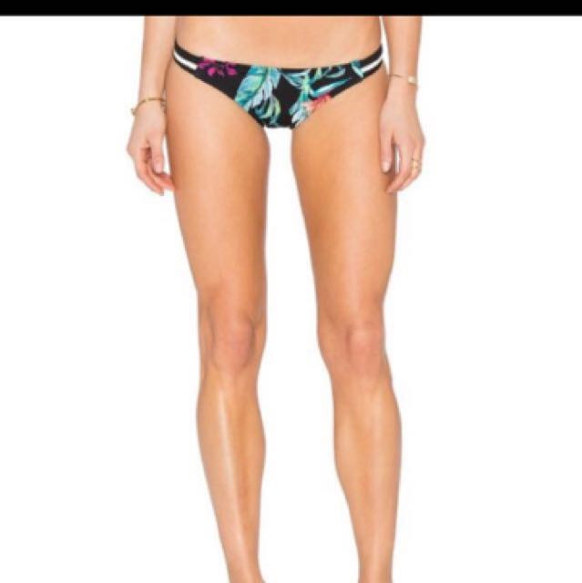Sea folly Brazilian bikini bottoms size 8