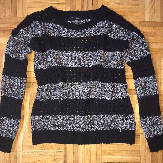 Seduction Knitted Sweater