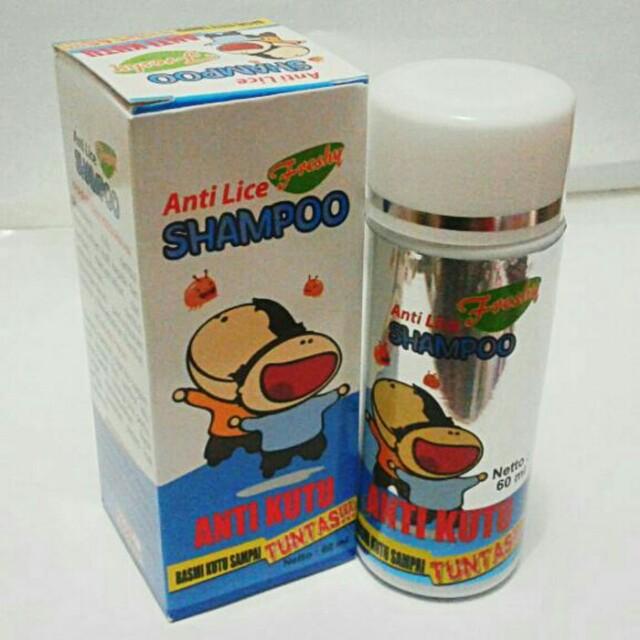 Shampoo Anti Kutu Rambut