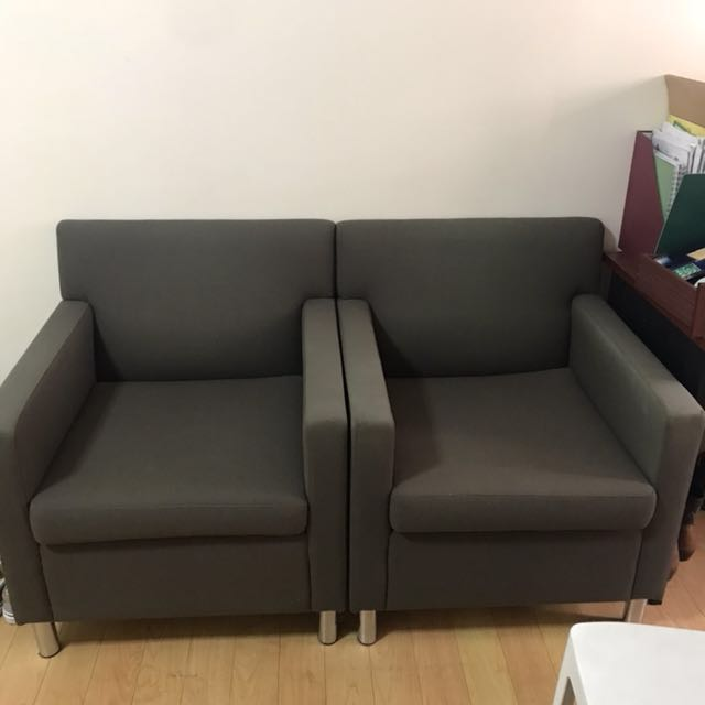 Single sofa armchairs from NORWAY