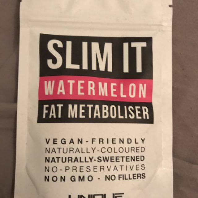 Slim It - Fat Metaboliser