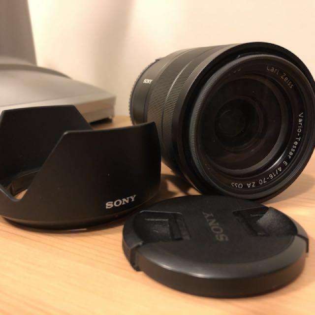 Sony SEL1670z OSS 16-70mm f4