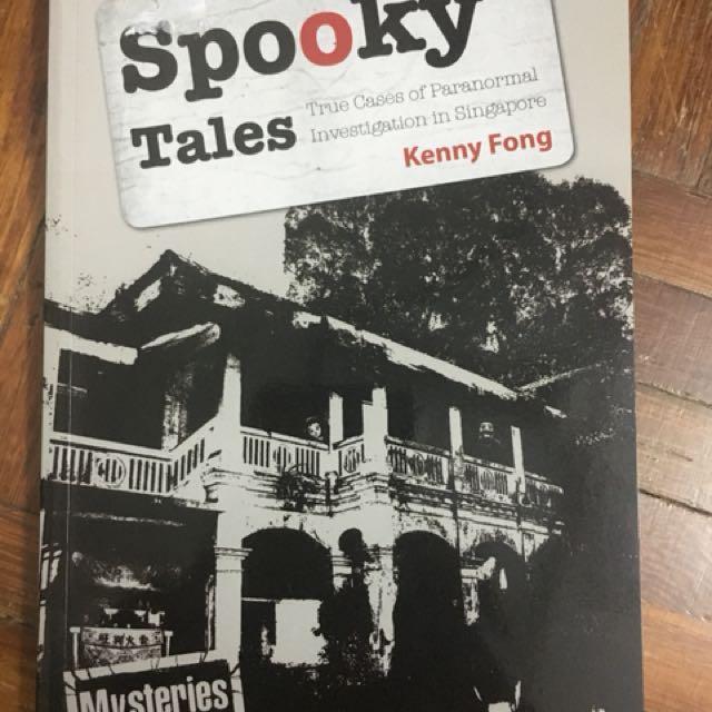 Spooky Tales - Kenny Fong