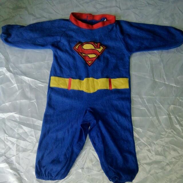 Superman 1-2 yrs old