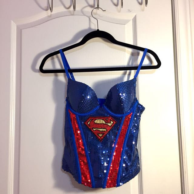 Superwoman Corset (small)