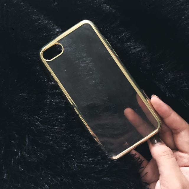 Take All | Iphone 7 Clear Case