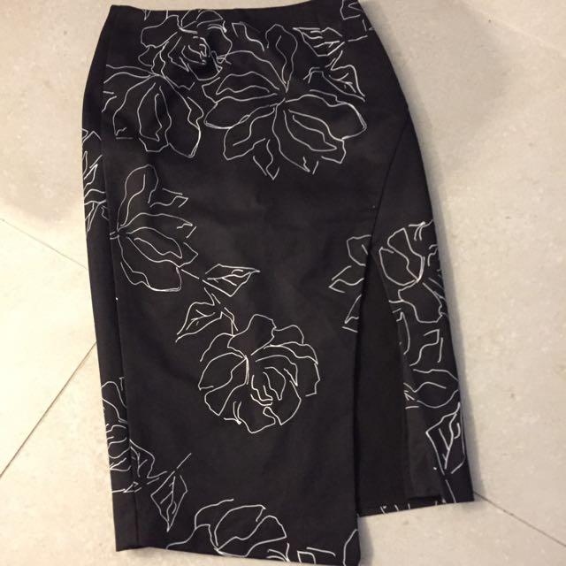 Talulah Midi Skirt