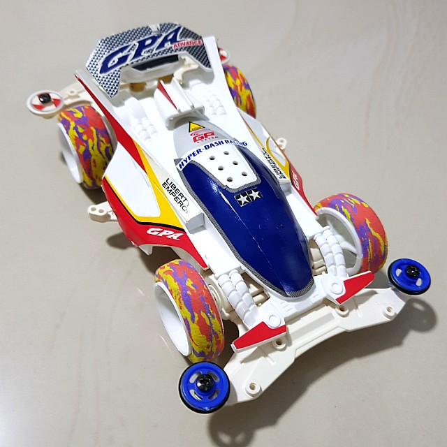 Tamiya Mini 4WD Japan