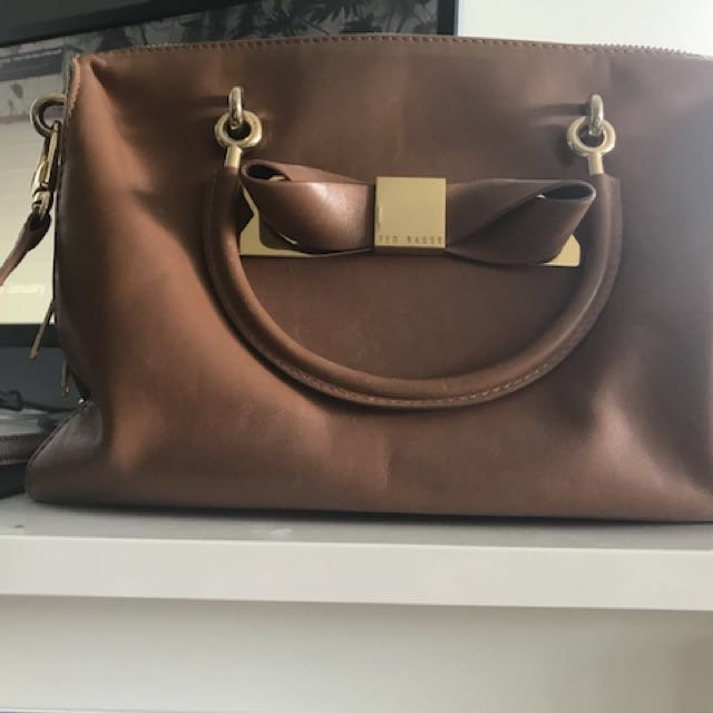 Ted Baker handbag with long straps