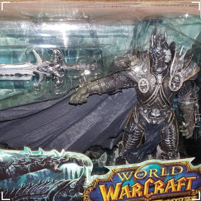 World Of Warcraft Wow Arthas Menethil The Lich King Dluxe