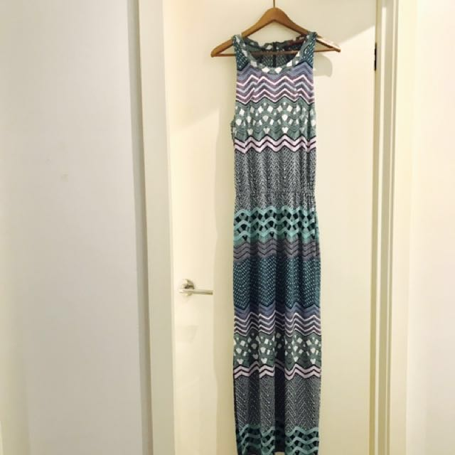 tigerlily Maxi Dress Authentic