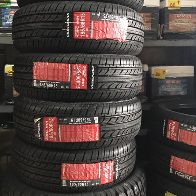 Tire for Vios 185/60R15