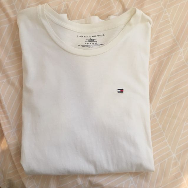Tommy Hilfiger Crew Neck (Size Small)