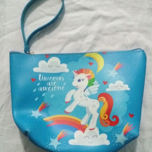 Unicorn pouchbag