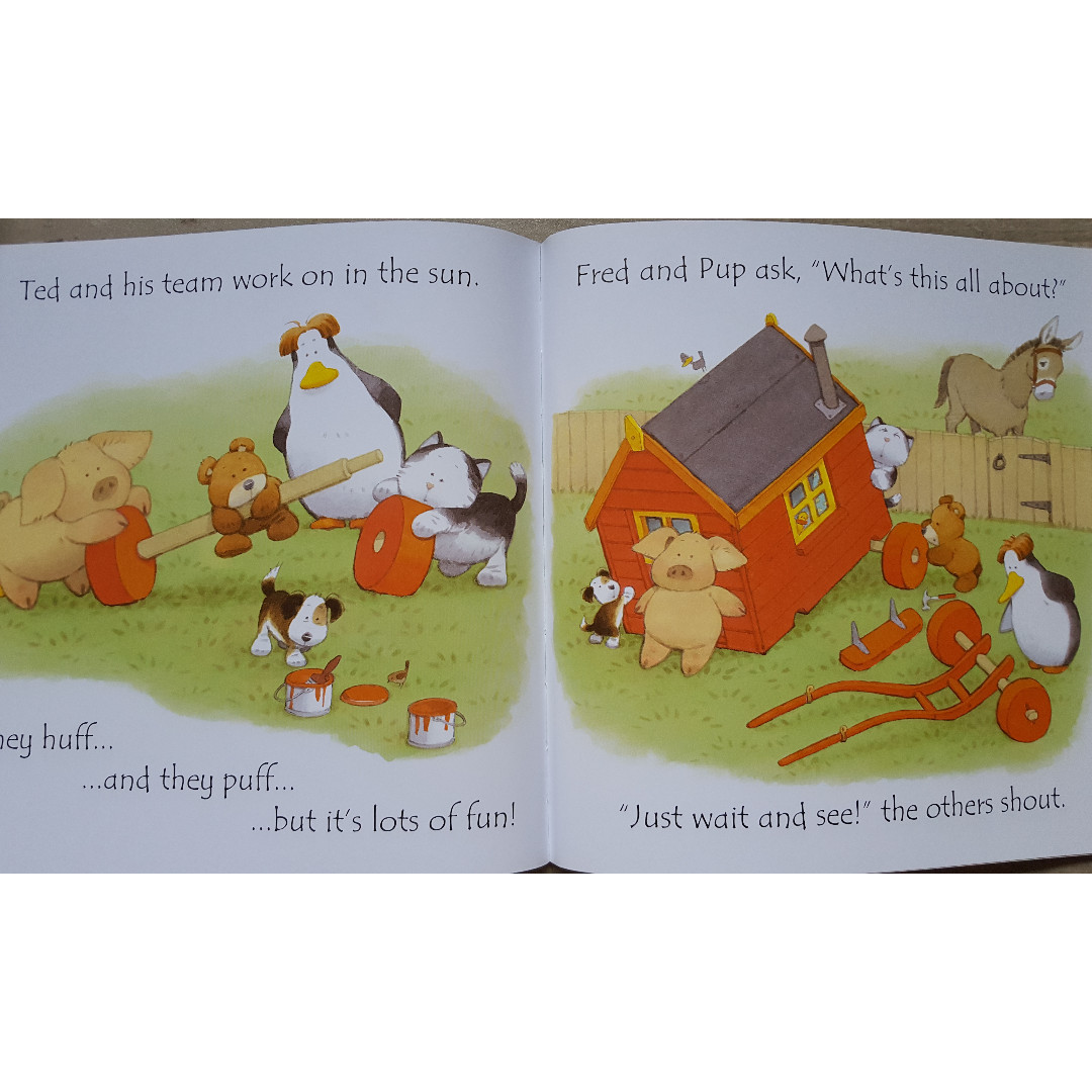 Usborne Phonic Readers Books, Books & Stationery, Children's Books ...