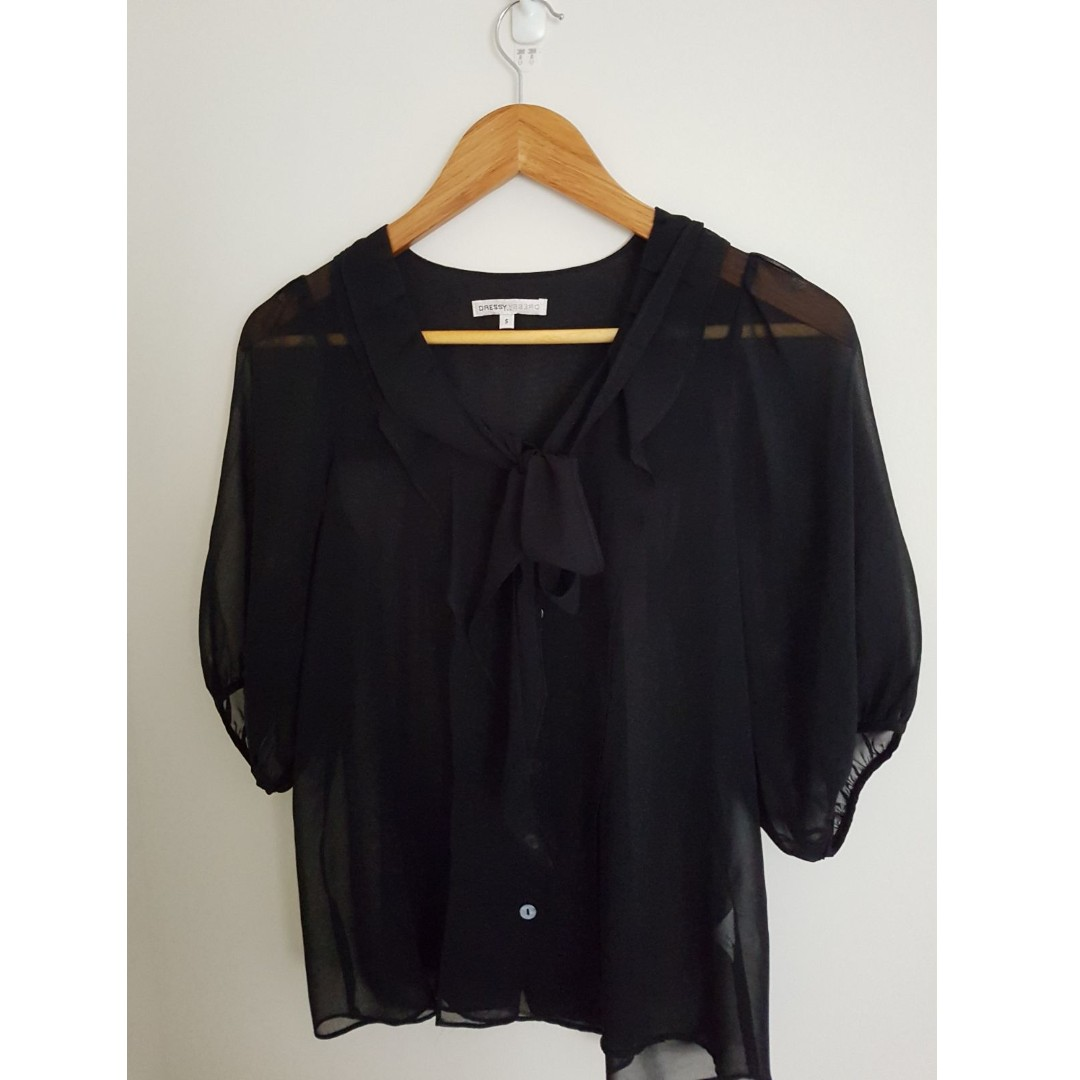 Used blouse