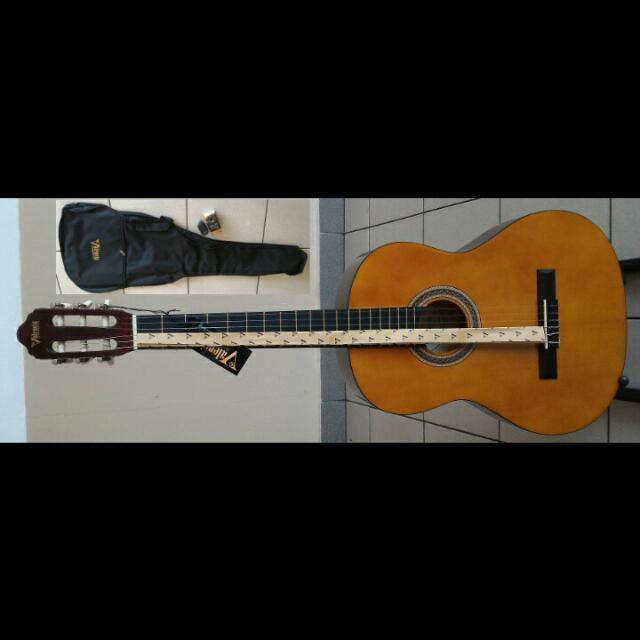 Valencia Classical Guitar VC101K Kit Size 1/4