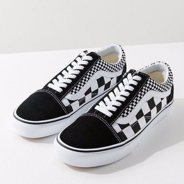Vans Double Checkered Sneaker e311d0eb9