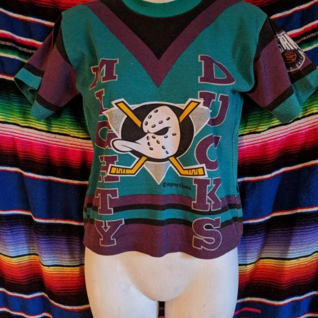 Vintage 80s Mighty Ducks Tee